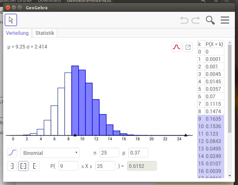 Kontrollrechnung_Binomialverteilung