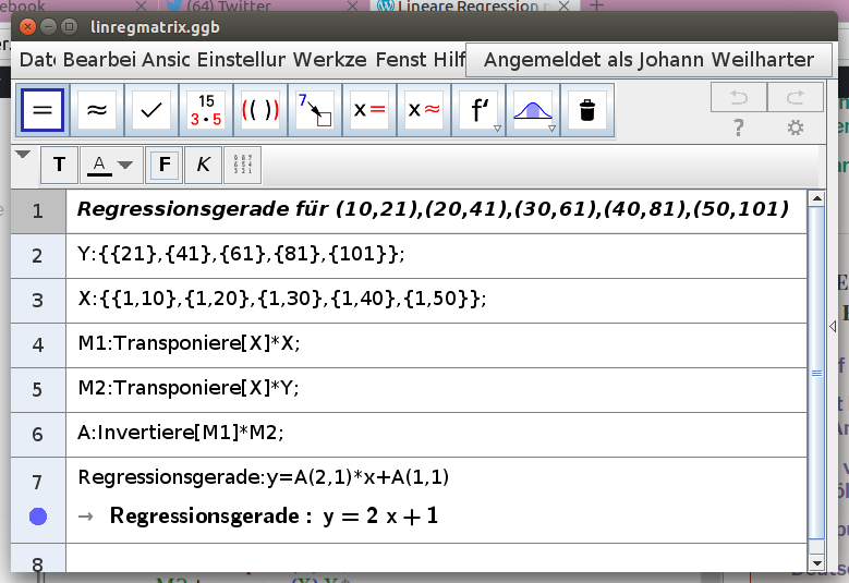 Bildschirmfoto-linregmatrix.ggb